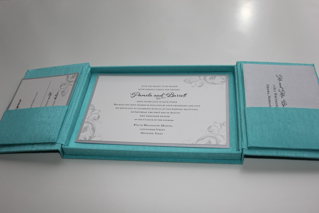 Tiffany Blue Invitations 103